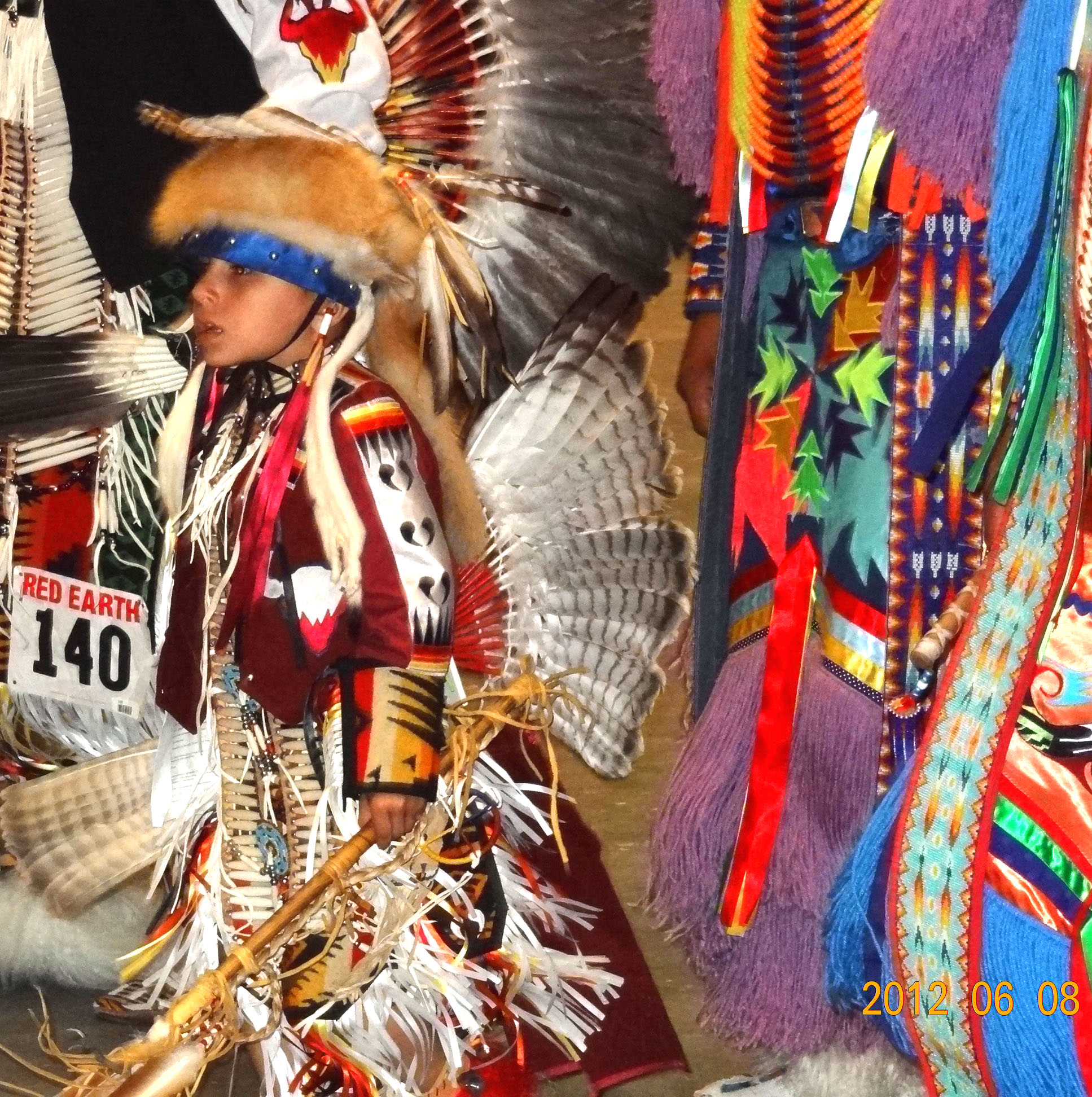 North American Indian Regalia